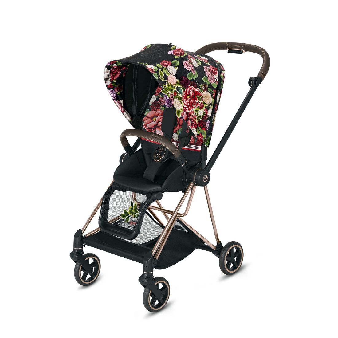 CYBEX Mios Seat Pack - Spring Blossom Dark in Spring Blossom Dark large image number 2