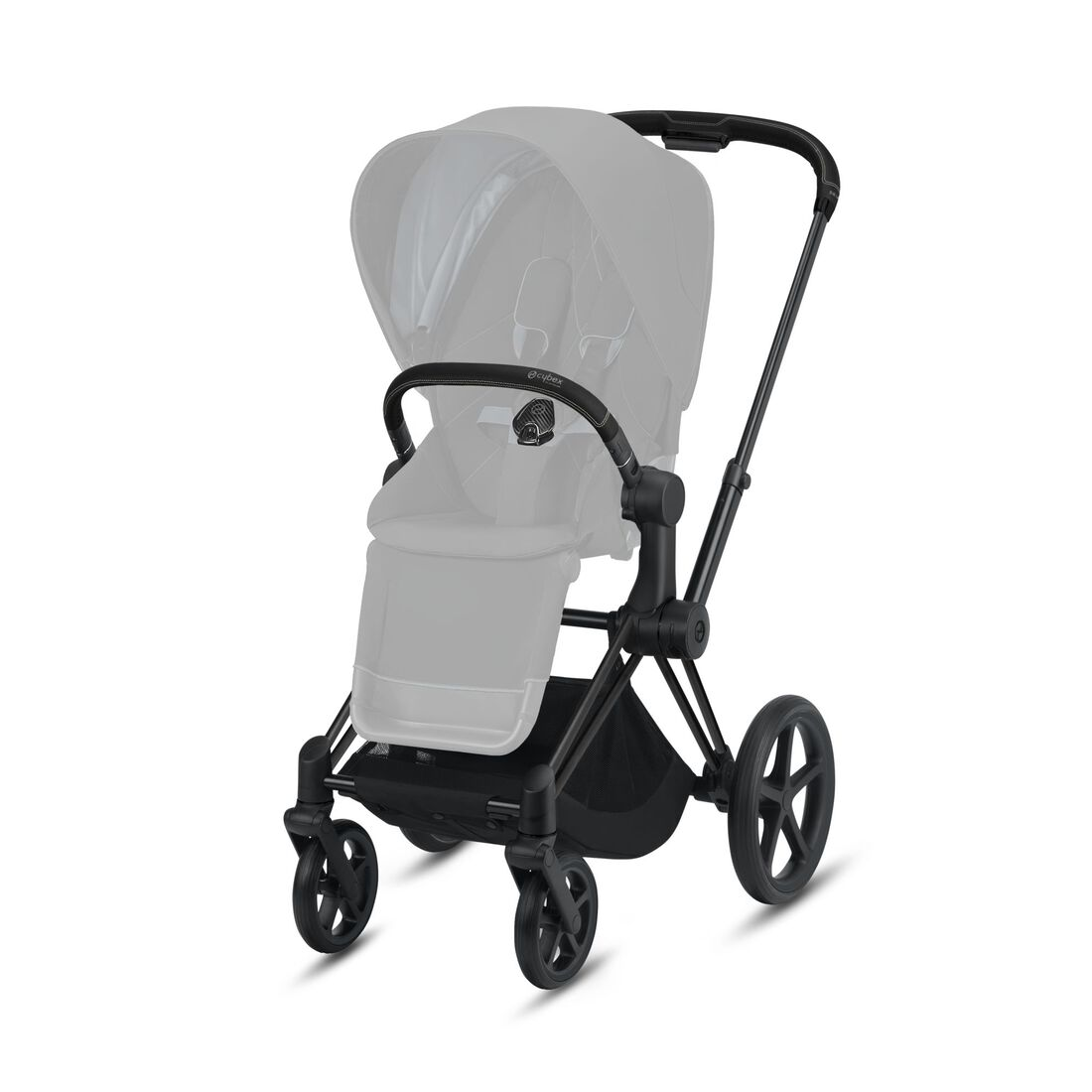 CYBEX Priam Rahmen - Matt Black in Matt Black large Bild 2