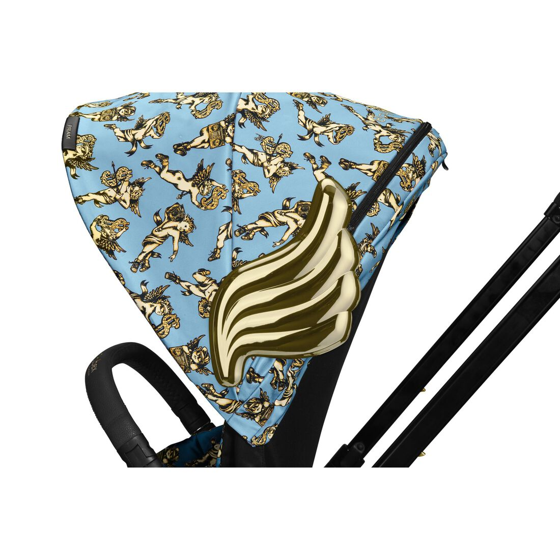 CYBEX Priam Jeremy Scott - Cherubs Blue in Cherubs Blue large Bild 5