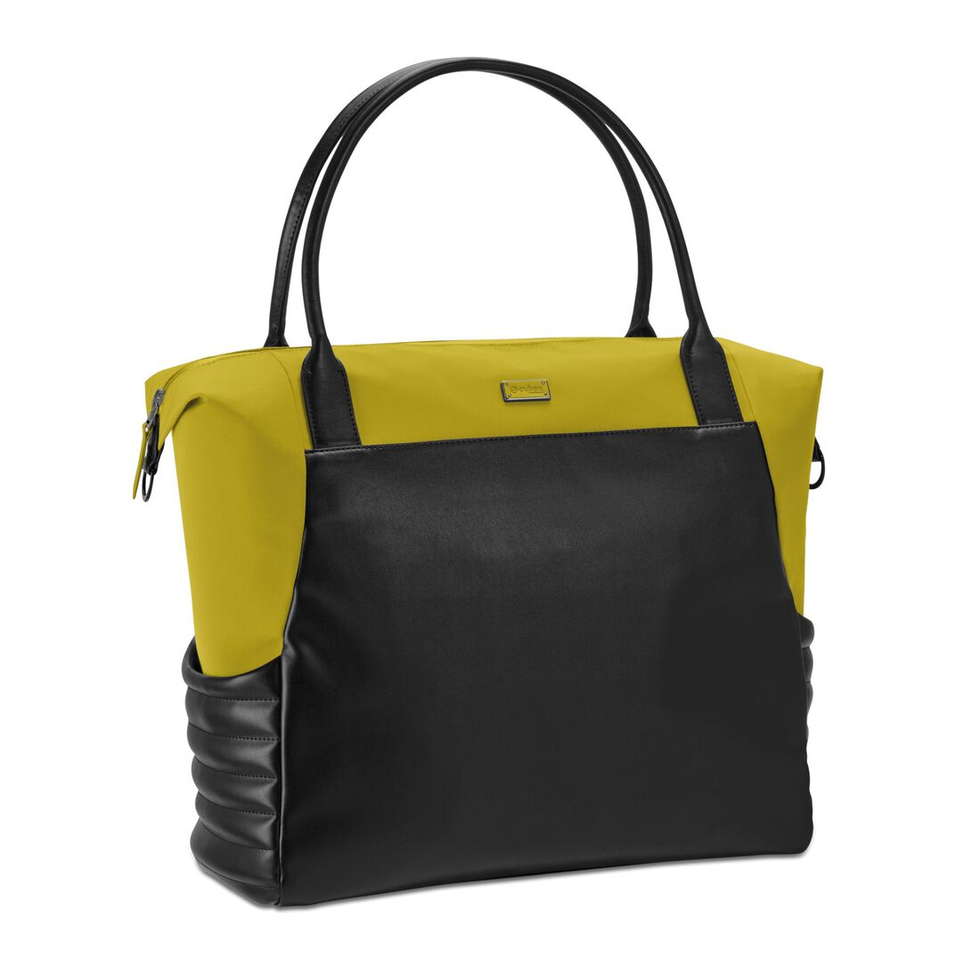 CYBEX Priam Changing Bag - Mustard Yellow in Mustard Yellow large image number 1
