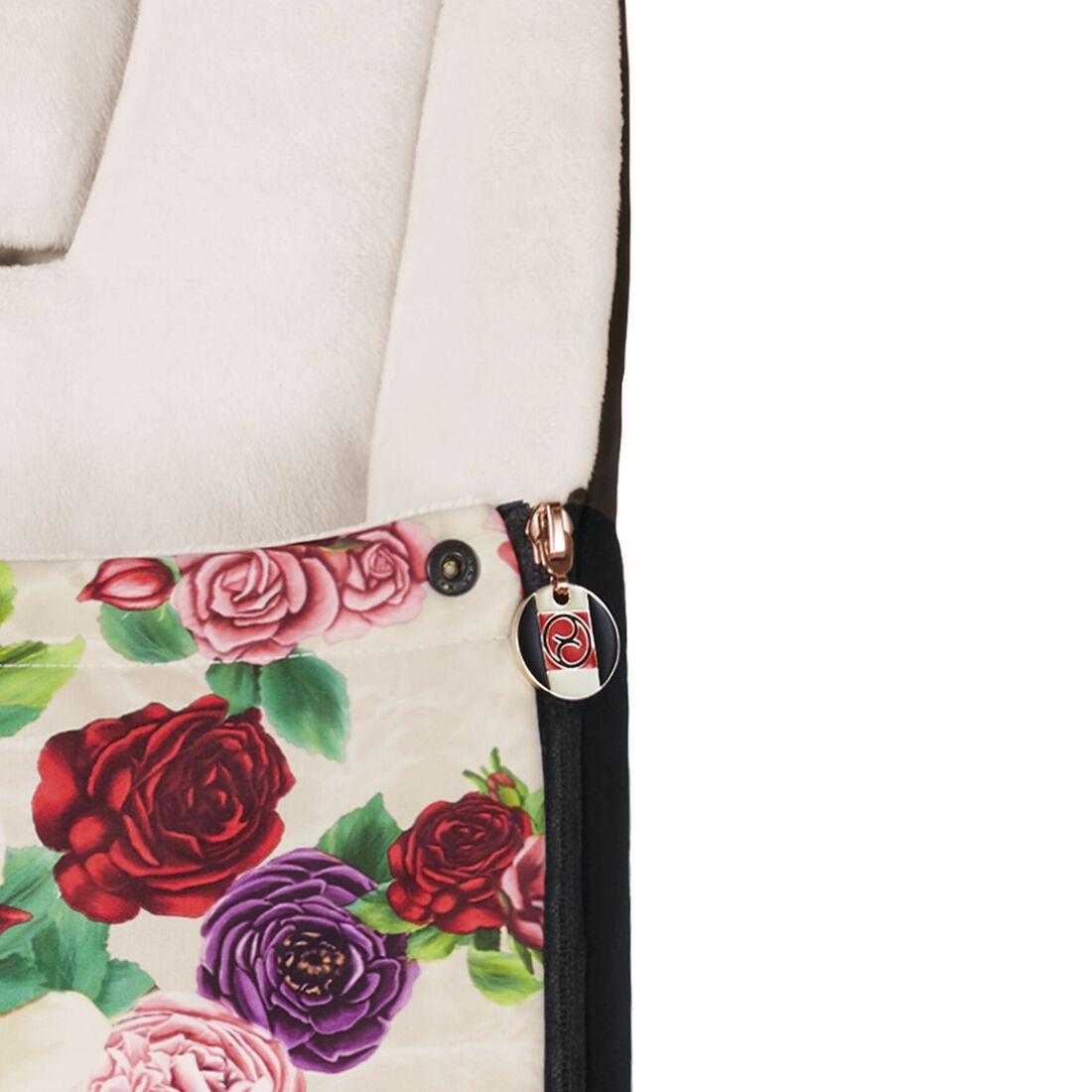 CYBEX Platinum Footmuff - Spring Blossom Light in Spring Blossom Light large image number 2