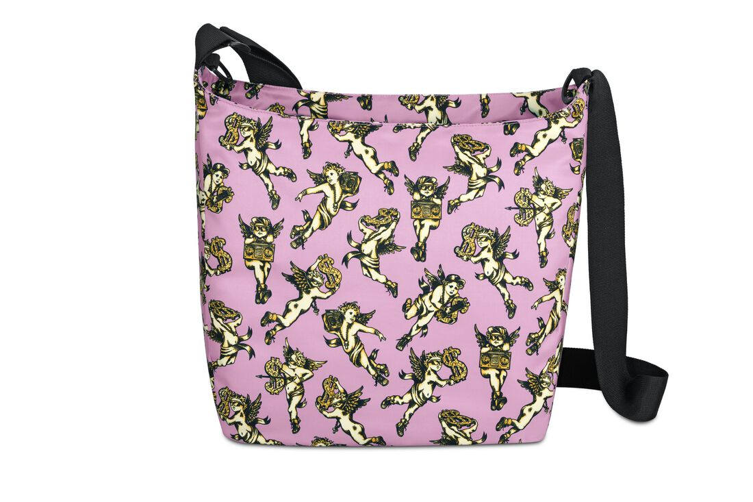 CYBEX Changing Bag Jeremy Scott - Cherubs Pink in Cherubs Pink large image number 3