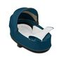 CYBEX Priam Lux Carry Cot - Mountain Blue in Mountain Blue large Bild 3 Klein