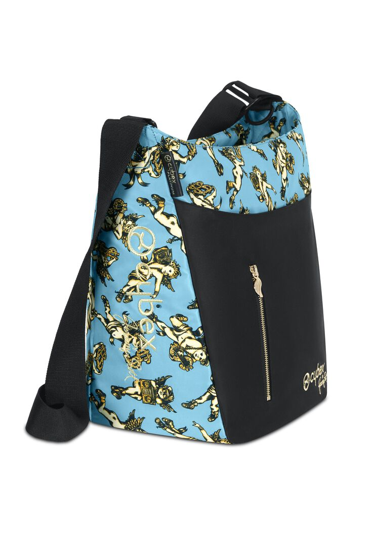 CYBEX Changing Bag Jeremy Scott - Cherubs Blue in Cherubs Blue large image number 2