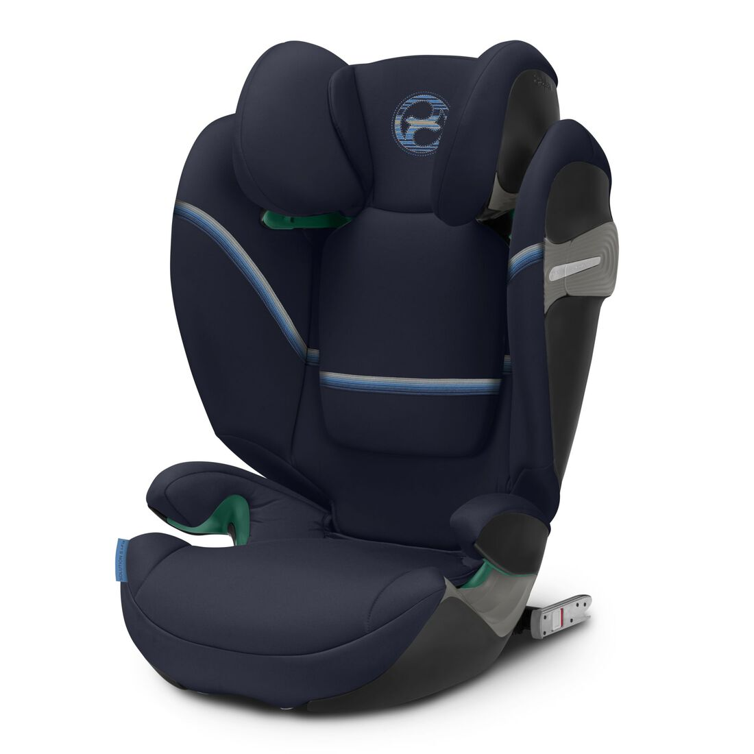 CYBEX Solution S i-Fix - Navy Blue in Navy Blue large image number 1