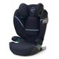CYBEX Solution S i-Fix - Navy Blue in Navy Blue large image number 1 Small