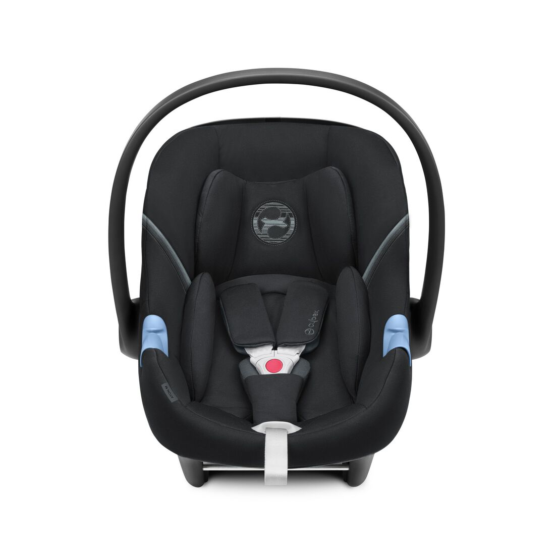 CYBEX Aton M i-Size - Deep Black in Deep Black large image number 2