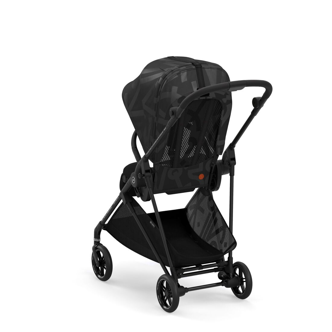 CYBEX Melio Street - Real Black in Real Black large