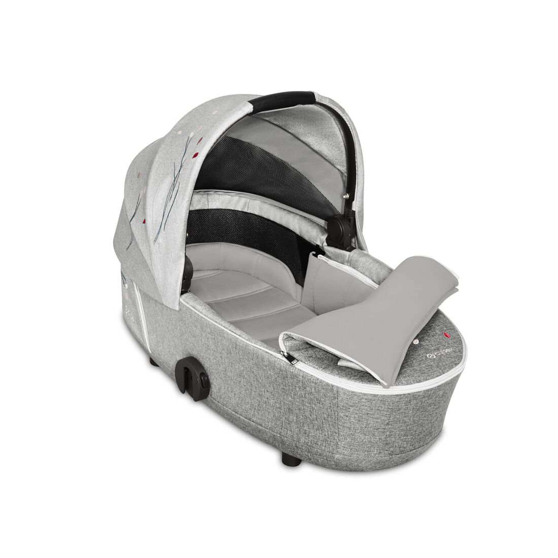 CYBEX Mios Lux Carry Cot - Koi in Koi large image number 2