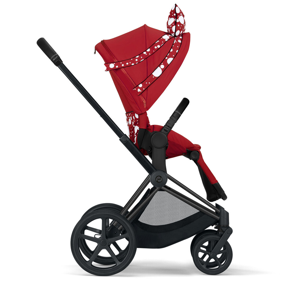 CYBEX Priam Seat Pack - Petticoat Red in Petticoat Red large image number 3
