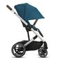 CYBEX Balios S Lux - River Blue (Silver Frame) in River Blue (Silver Frame) large image number 5 Small