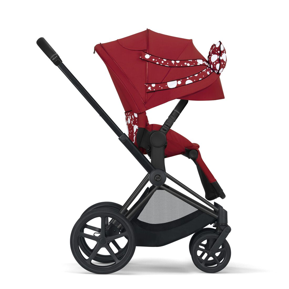 CYBEX Priam Seat Pack - Petticoat Red in Petticoat Red large image number 4