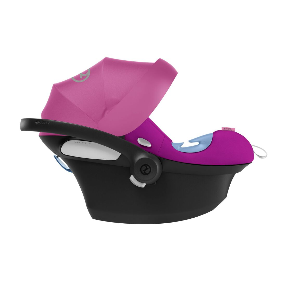 CYBEX Aton M i-Size - Magnolia Pink in Magnolia Pink large image number 5