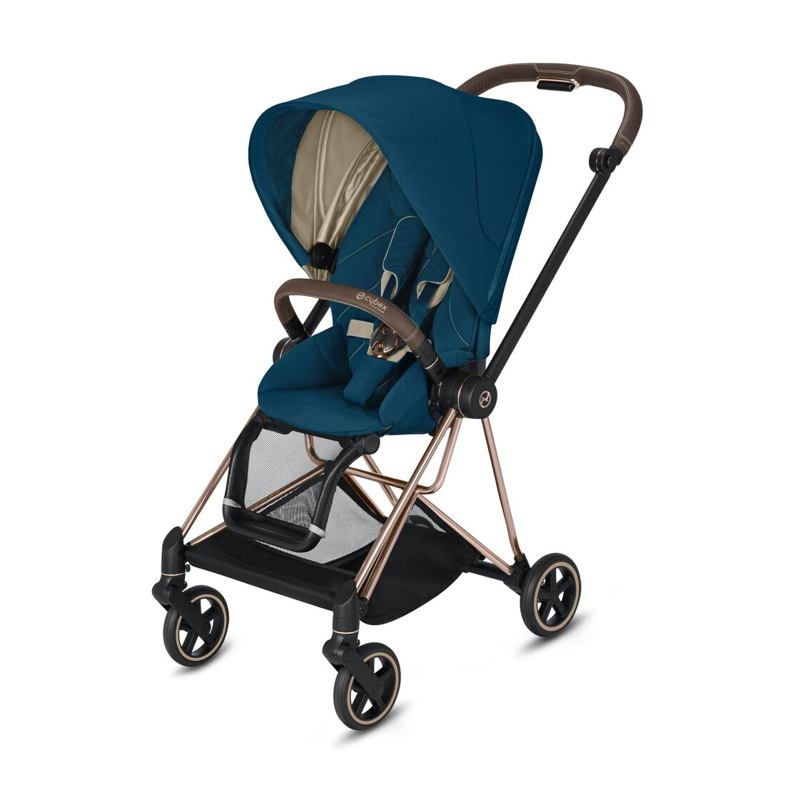 CYBEX Mios Seat Pack - Mountain Blue in Mountain Blue large image number 2