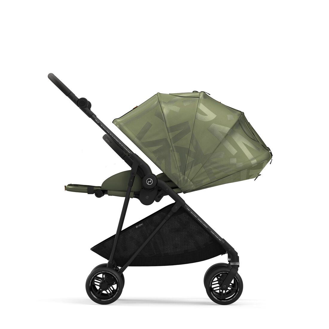 CYBEX Melio Street - Olive Green in Olive Green large image number 3