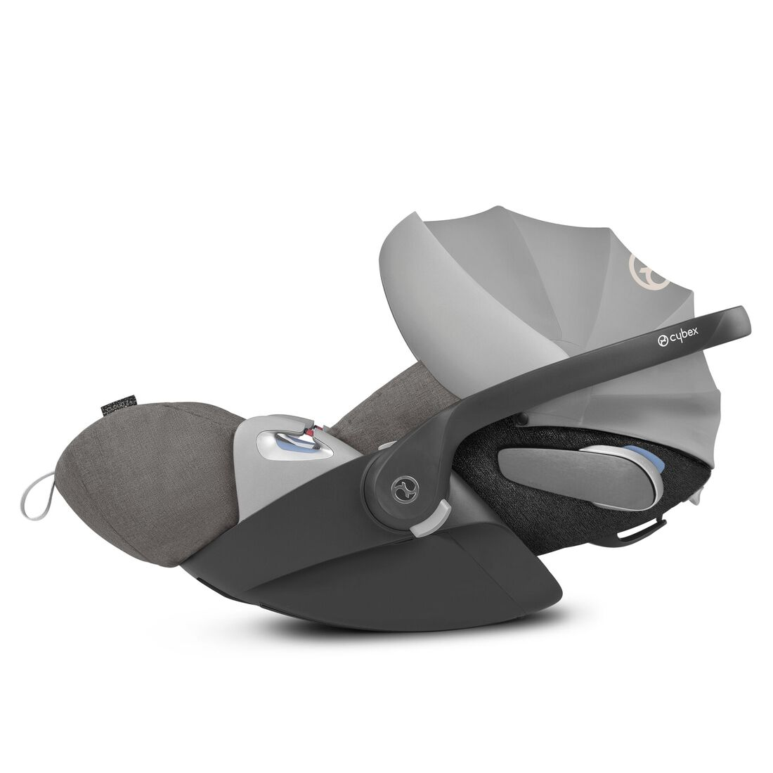 CYBEX Cloud Z i-Size - Soho Grey Plus in Soho Grey Plus large Bild 1