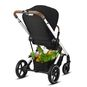 CYBEX Balios S Lux - Deep Black (Silver Frame) in Deep Black (Silver Frame) large image number 6 Small