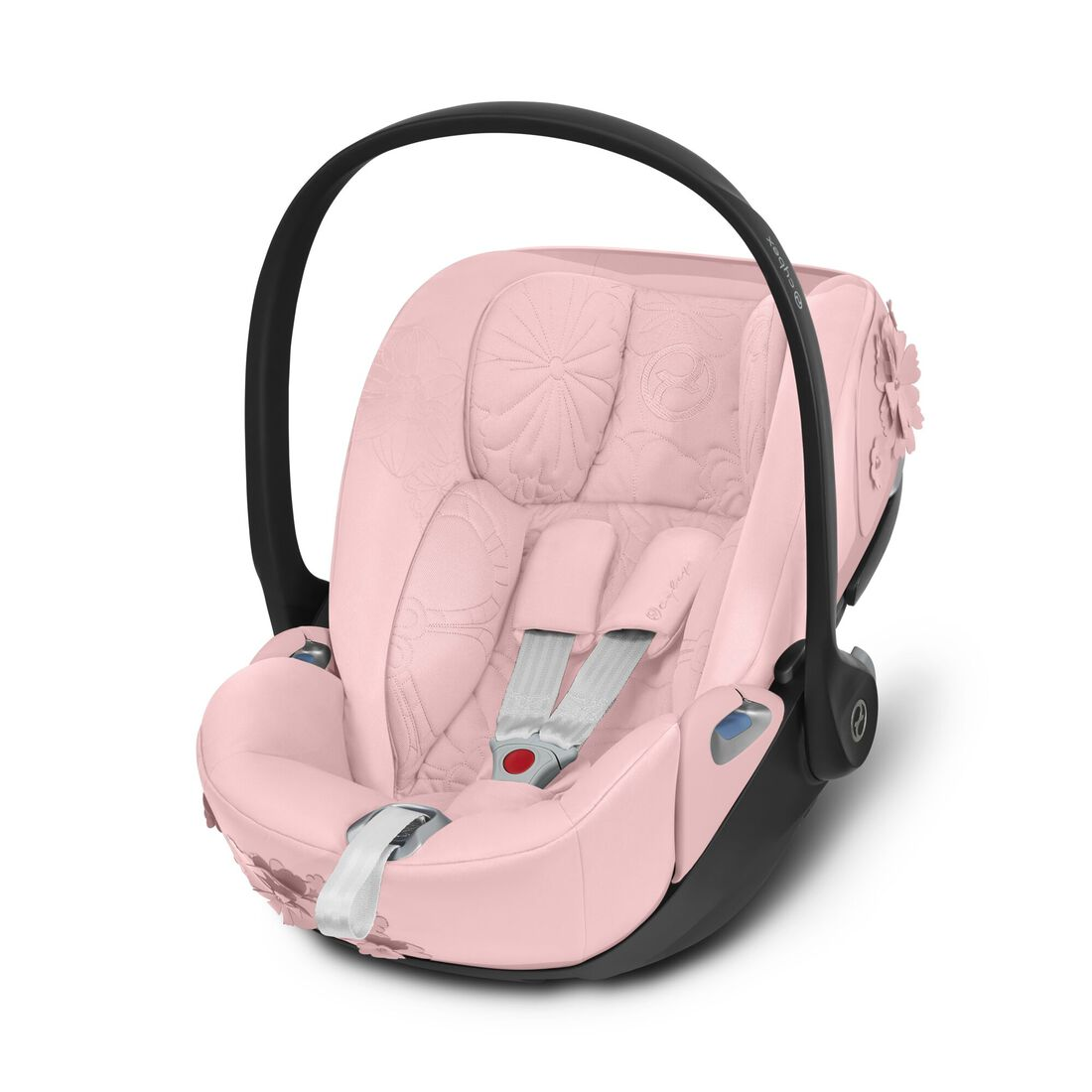 CYBEX Cloud Z i-Size - Pale Blush in Pale Blush large image number 2