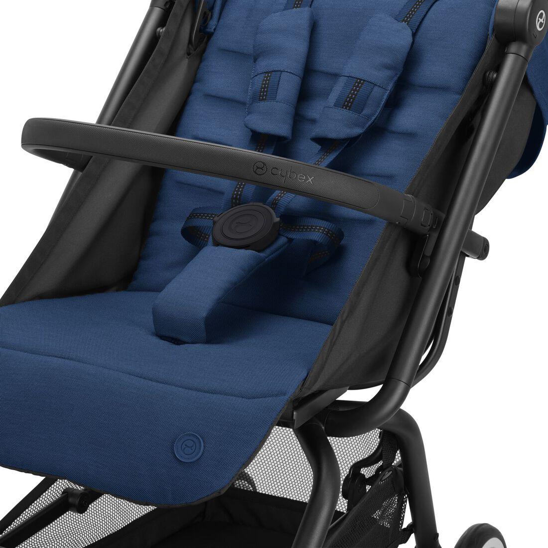 CYBEX Eezy S 2 - Navy Blue in Navy Blue large image number 3