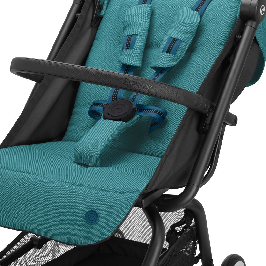 CYBEX Eezy S 2 - River Blue in River Blue large Bild 4