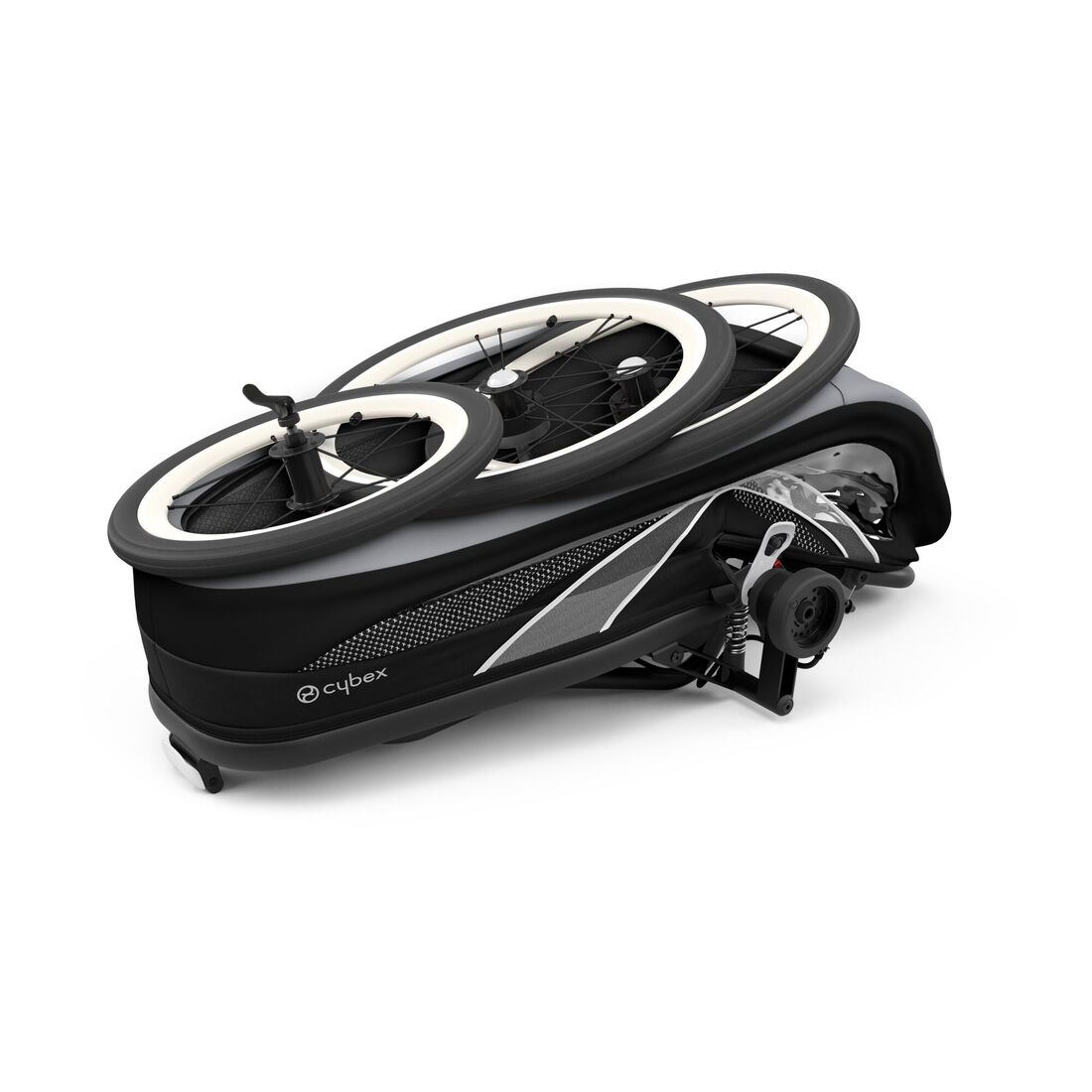 CYBEX Zeno One Box - All Black in All Black large image number 7