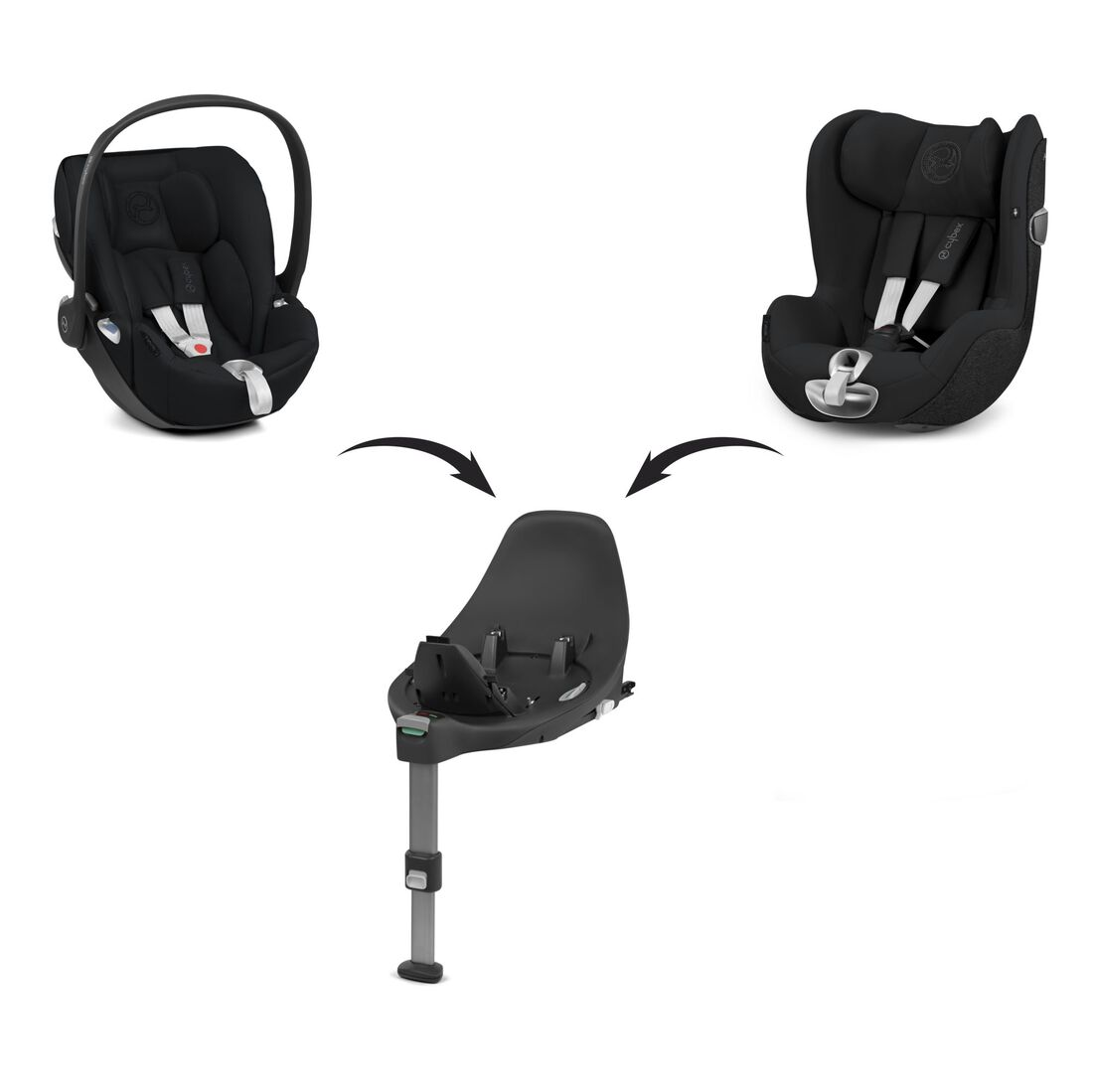 CYBEX Konfiguration Z-Line Modular System (Set) in  large Bild 1