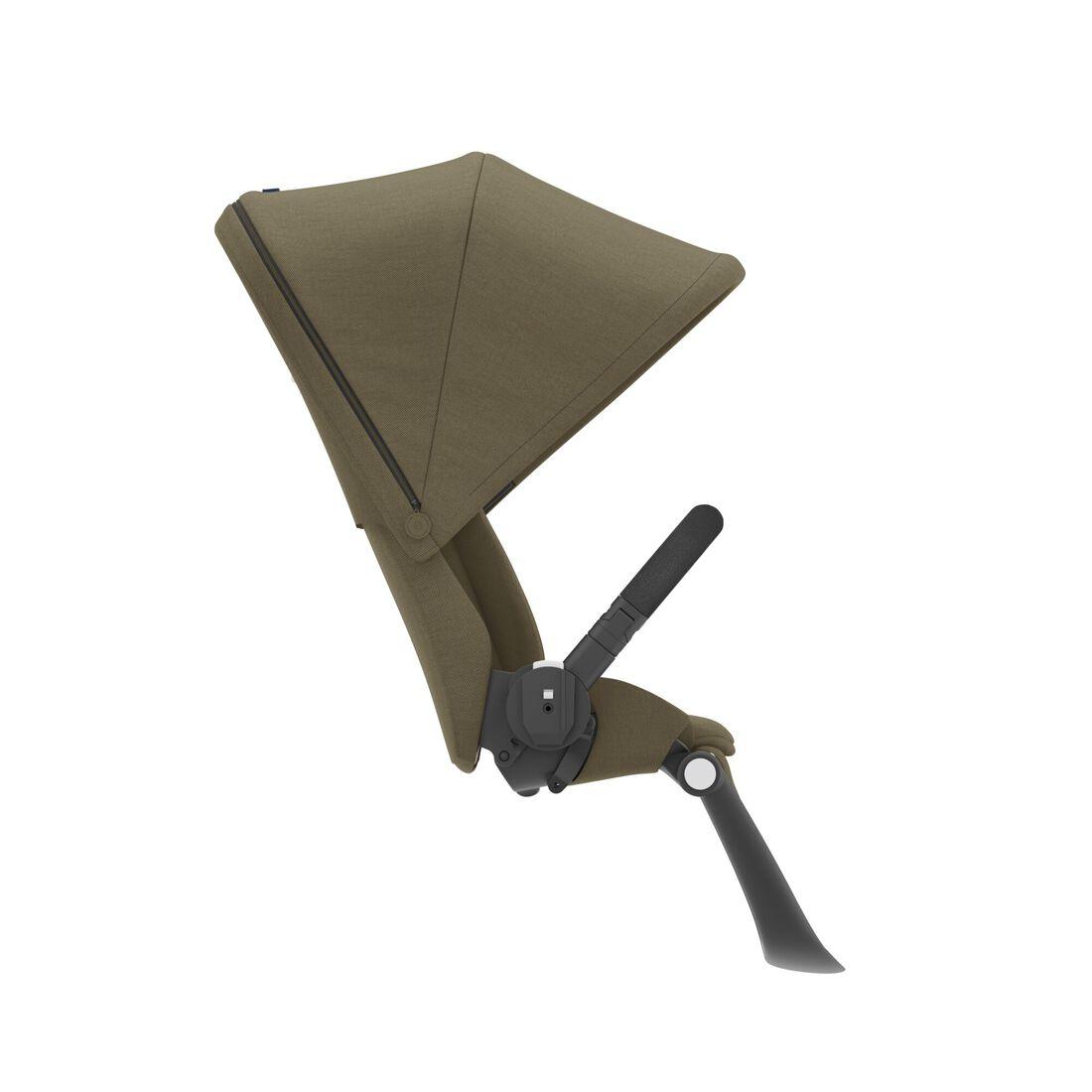 CYBEX Gazelle S Seat Unit - Classic Beige (Black Frame) in Classic Beige (Black Frame) large image number 2