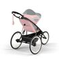 CYBEX Avi Frame - Black With Pink Details in Black With Pink Details large image number 5 Small