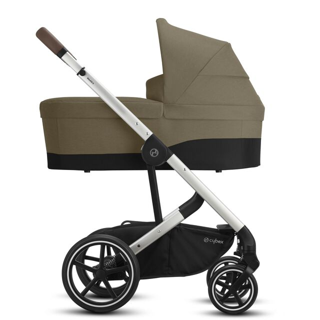 Balios S Lux - Classic Beige (Silver Frame)