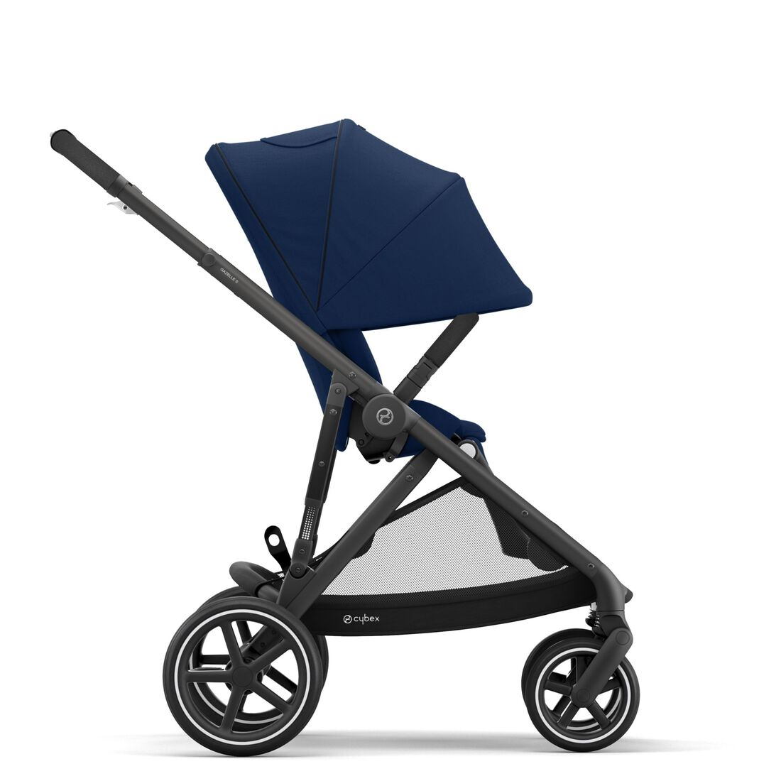 CYBEX Gazelle S - Navy Blue (Schwarzer Rahmen) in Navy Blue (Black Frame) large Bild 4
