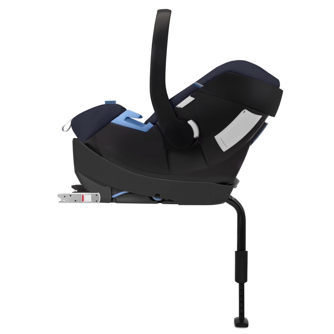 CYBEX Aton 5 - Navy Blue in Navy Blue large image number 7