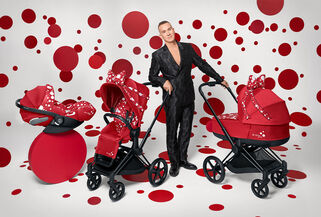 All CYBEX Platinum by Jeremy Scott Petticoat