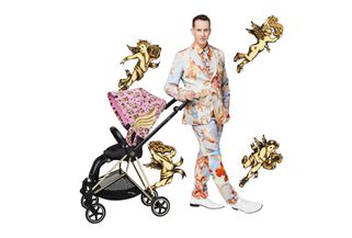 All CYBEX by Jeremy Scott Cherubs
