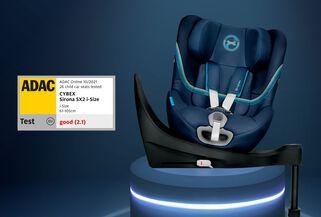All Awarded CYBEX Sirona SX2 i-Size