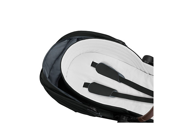 Platinum Lite Cot Breathable comfort