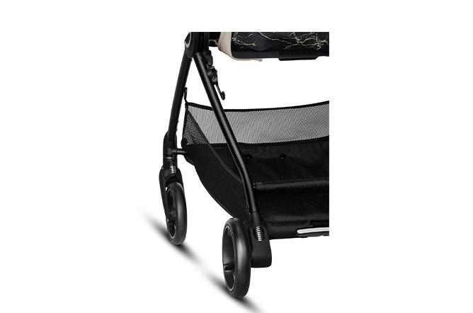 Melio Carbon Wheel Suspension