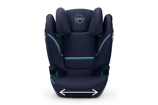 Solution S i-Fix Comfortable ride