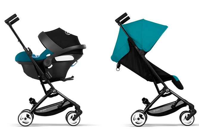 Libelle Travel System From Birth