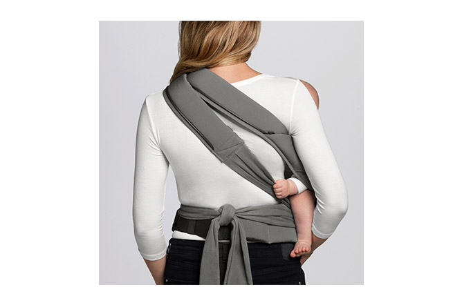 Yema Tie Comfortably padded shoulder straps