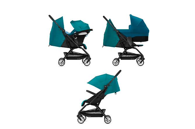 Eezy S 2 3-in-1 Travel System