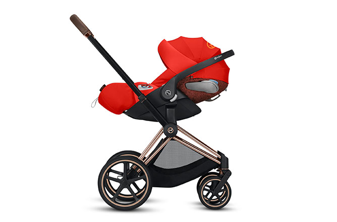 Cloud Z i-Size Travel System