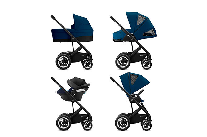 Talos S Lux Travel System