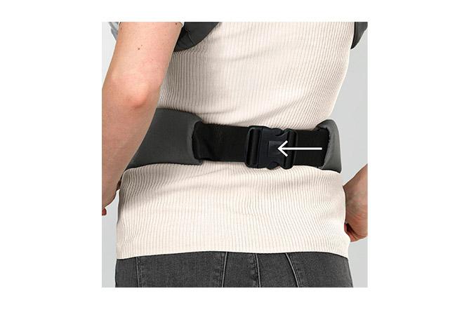 Maira Click Safety lock mechanism