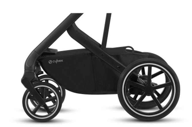 Balios S Lux Never-flat all terrain wheels