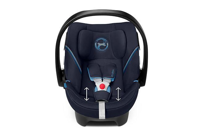 Aton 5 Softly padded seat inlay