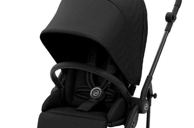 Melio 2 Carbon Luxury comfort