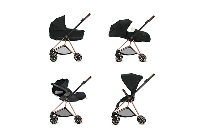 Mios Seat Pack 4-in-1 travel system
