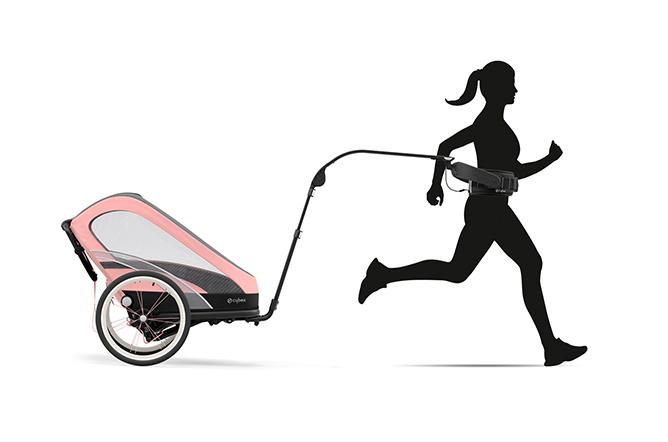 Zeno Seat Pack Hands-free Running