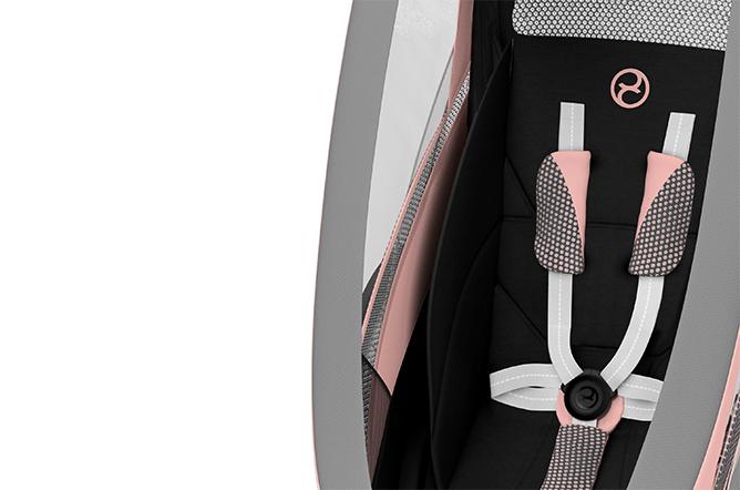 Zeno One Box Padded Sport Seat