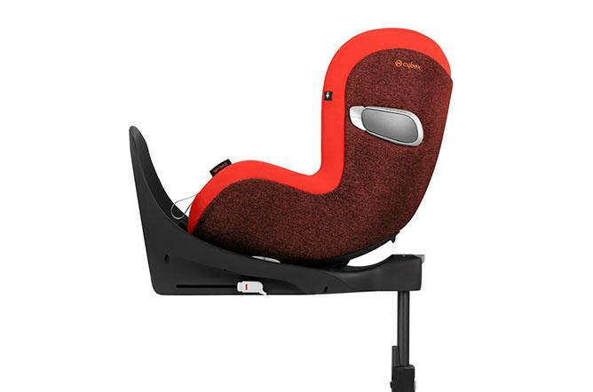 Sirona Z i-Size Rear-facing car seat
